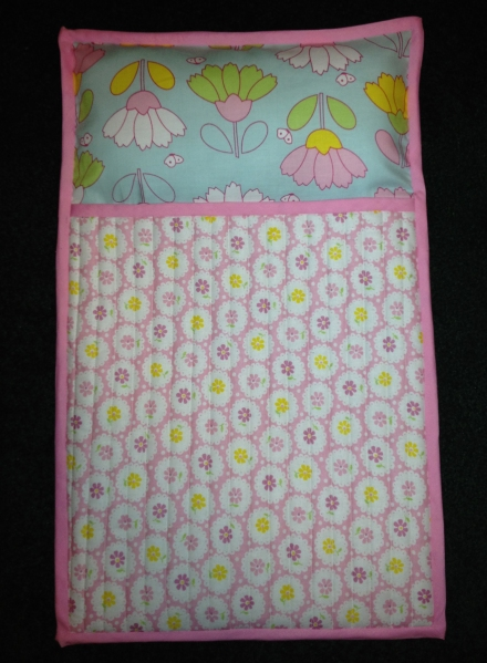 Doll Sleeping Bag Pink