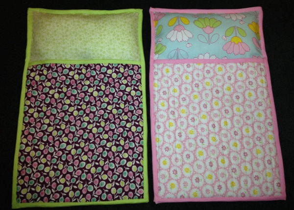 Doll Sleeping Bags - Quilted