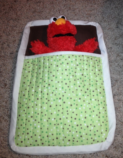 Small Doll Sleeping Bag