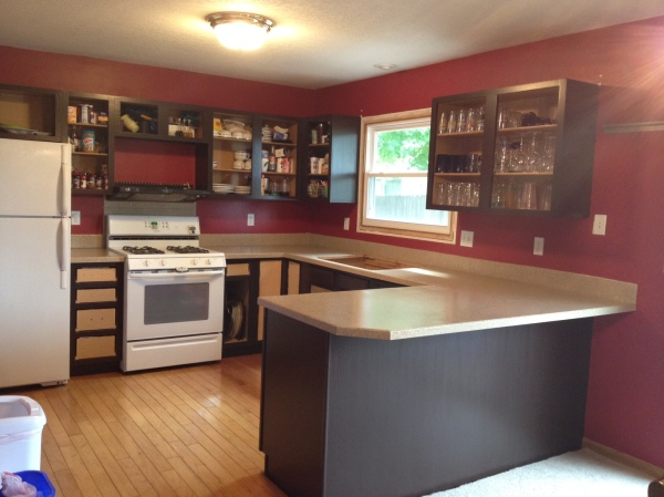 What Do Pros Use When Painting Kitchen Cabinets