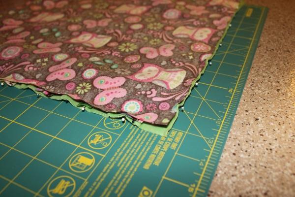 Tag blanket tutorial pins