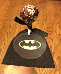 Batman Valentine Sucker