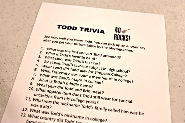 ToddTrivia