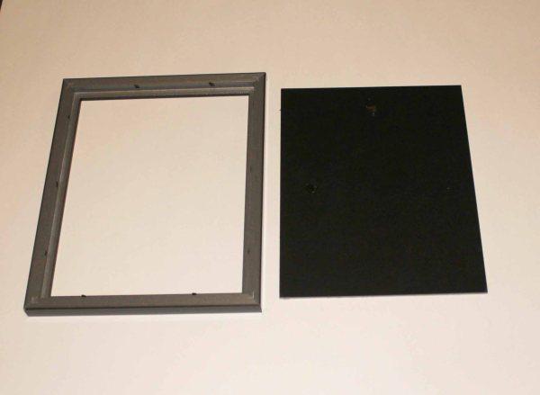 framed monogram