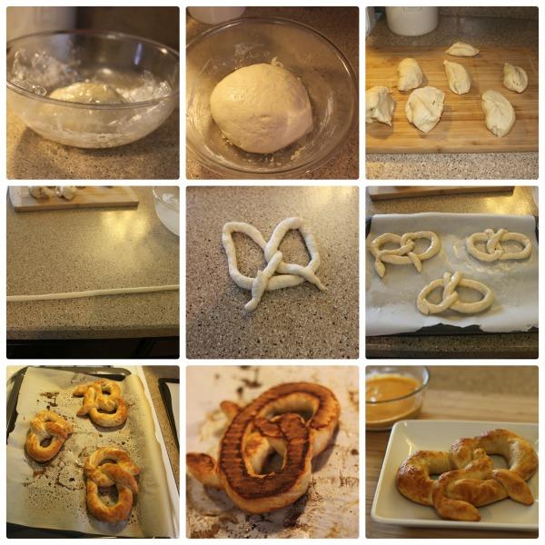 Homemade Pretzels - Auntie Anne copycat