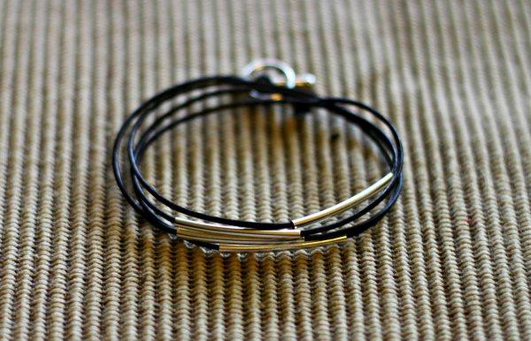 Tube Wrap Bracelet