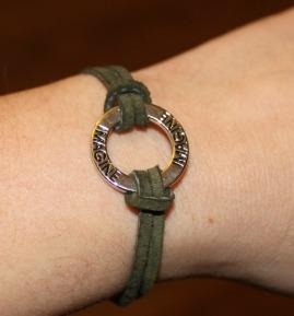 Circle Inspiration Bracelet - Inspire