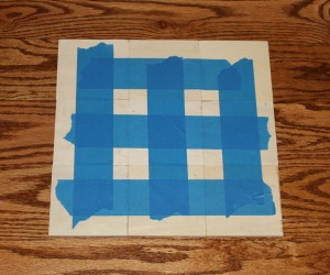 wood-tile-taped