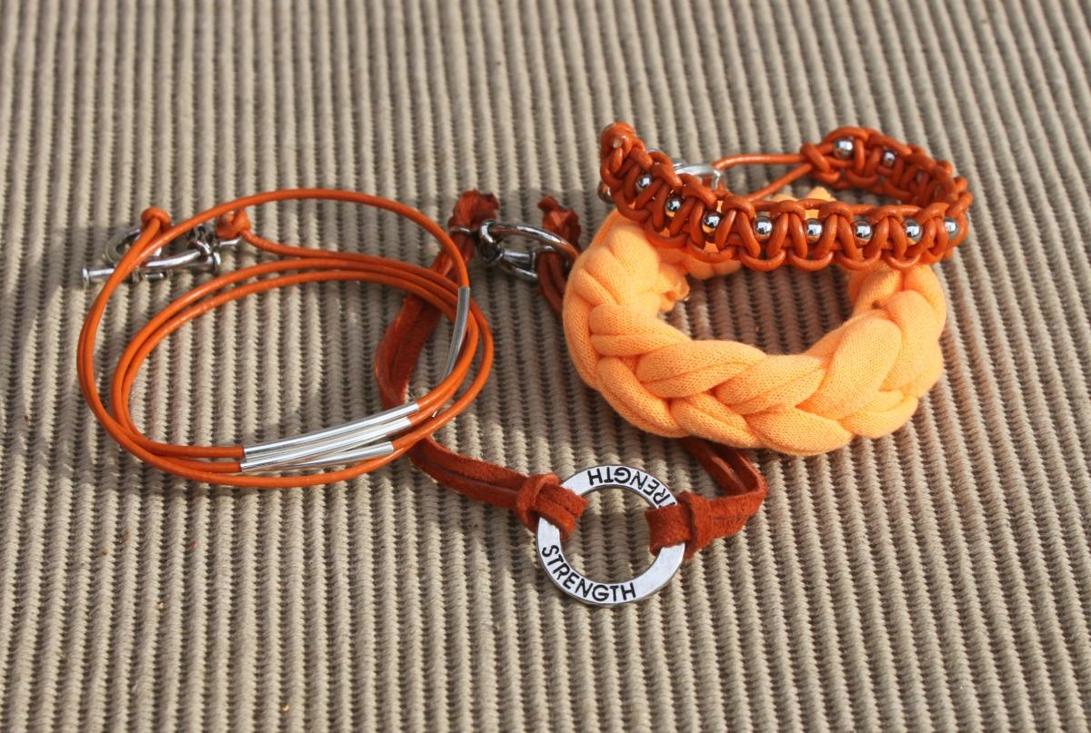 DIY Cause Bracelets